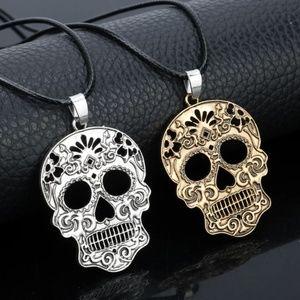Sugar Skull Necklaces- 7 Left